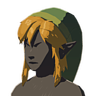 Breath of the Wild Hero's Clothes (Breath of the Wild) Cap of the Wild (Icon)