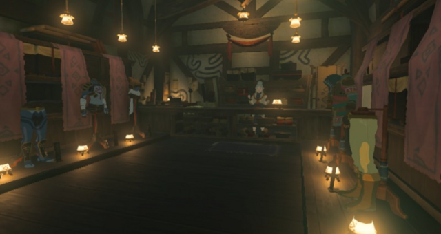 File:Breath of the Wild Shops Enchanted (Kakariko Village).png