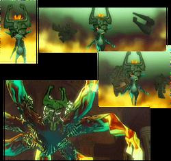 Fusion cristal ombre