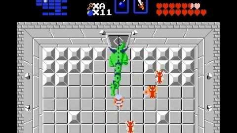 Gleeok Level 8 (The Legend of Zelda)