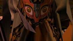 Iron Knuckle Gerudo Face