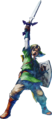 Link Artwork 5 (Skyward Sword)