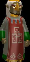 Grand-Chef figurine