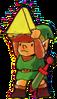 Link Triforce 2 TLOZ