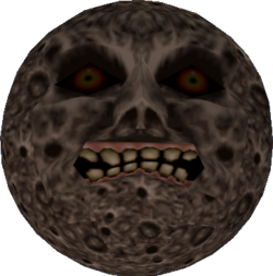 Mond Screenshot (Majora's Mask)