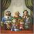 Princess Zelda and Aides