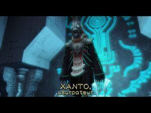 Xanto-usurpateur