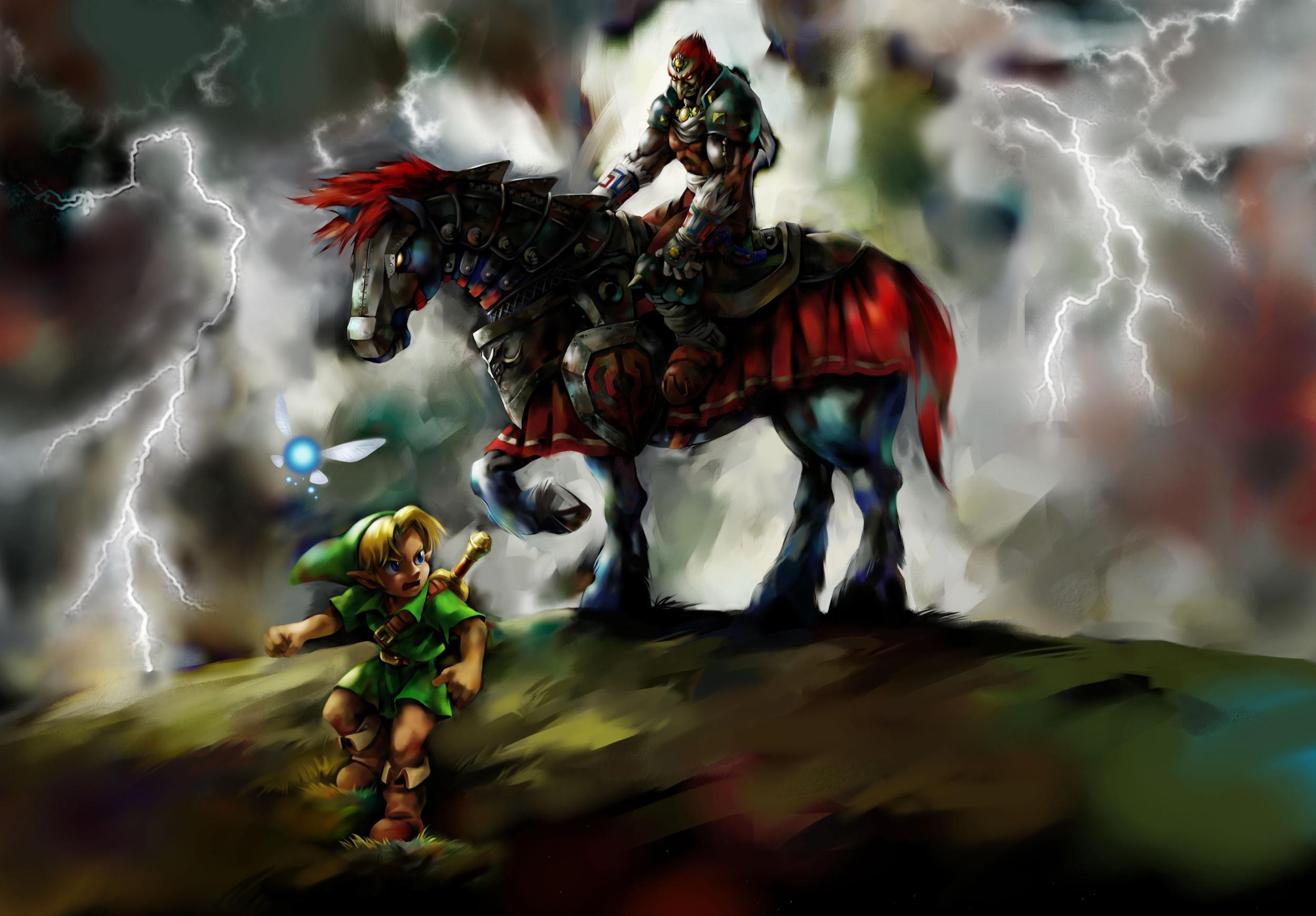 Ganondorf S Steed Zeldapedia Fandom