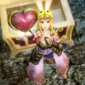Zelda DLC capucha de conejo HW
