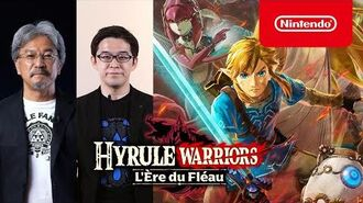 Hyrule Warriors L'Ère du Fléau – Un récit qui se déroule 100 ans avant Breath of the Wild