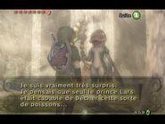 Link et un garde zora