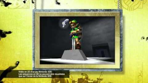 Pub française nº 2 pour Ocarina of Time 3D-0