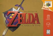 The Legend of Zelda - Ocarina of Time (North America)