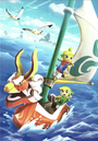 The Wind Waker Personnages Artbook HWL