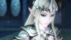 Zelda con un tono apagado HW