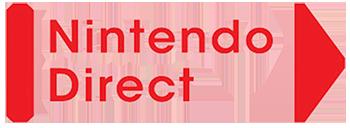 Logo de Nintendo direct entre 2012 y 2015