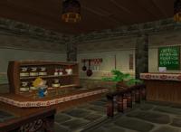 Planta alta Cafe Bar