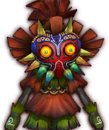 Portrait Skull Kid HWL1
