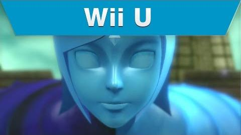 Wii U -- Hyrule Warriors Trailer with Fi and a Goddess Blade