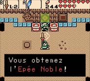 Épée noble ooa