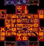 Carte Roc de la Tortue LA