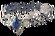 Diadema de zafiro