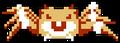 Hyrule Warriors 8-bit Sprites 8-Bit Gohma (Adventure Mode Sprite).png