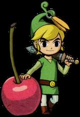 Link Minish Cereza