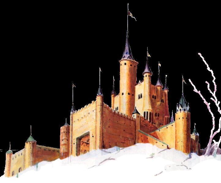 Resultado de imagen de castillo png