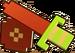 Espada madera 8 bit HW