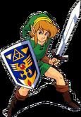 Link Artwork 1 (Link's Awakening)