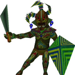 <i>Masked Jungle Warrior:</i> <a href=