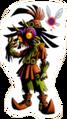 Skull Kid (MM) Sticker SSBB