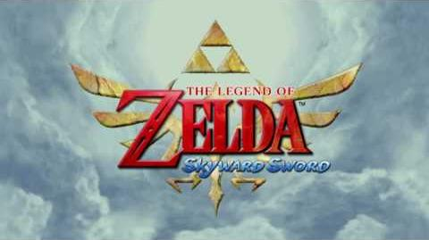 Skyward Sword E3 2010 Trailer