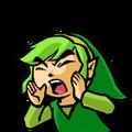 TFH Link verde gritando