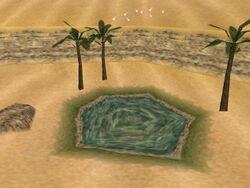 Wüstenkoloss Quelle (Ocarina of Time)