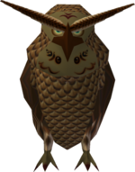 250px-Kaepora Gaebora (Majora's Mask)