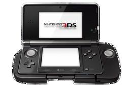 Circle Pad Pro en Nintendo 3DS