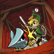 Helmasaur (The Minish Cap)