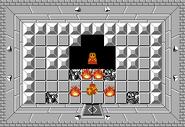 Link y Zelda en el Nivel 9 (Segunda Búsqueda) TLoZ
