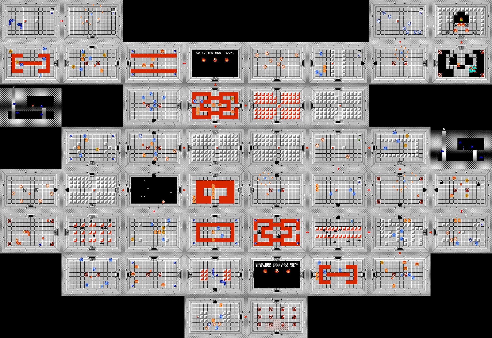Level 9 (Second Quest) | Zeldapedia | FANDOM powered by Wikia