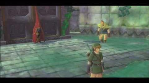 The Imprisoned First Encounter (Skyward Sword)