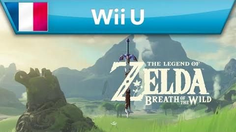 The Legend of Zelda Breath of the Wild - Bande-annonce