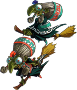 Twinrova (Oracle of Ages and Seasons)