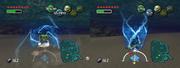 Zora-Link Magische Barriere