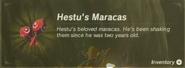 Hestu's Maracas