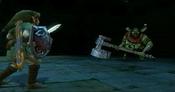 Link vs. King Bulblin