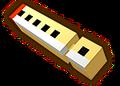 Hyrule Warriors Baton 8-Bit Recorder (8-bit Baton).png