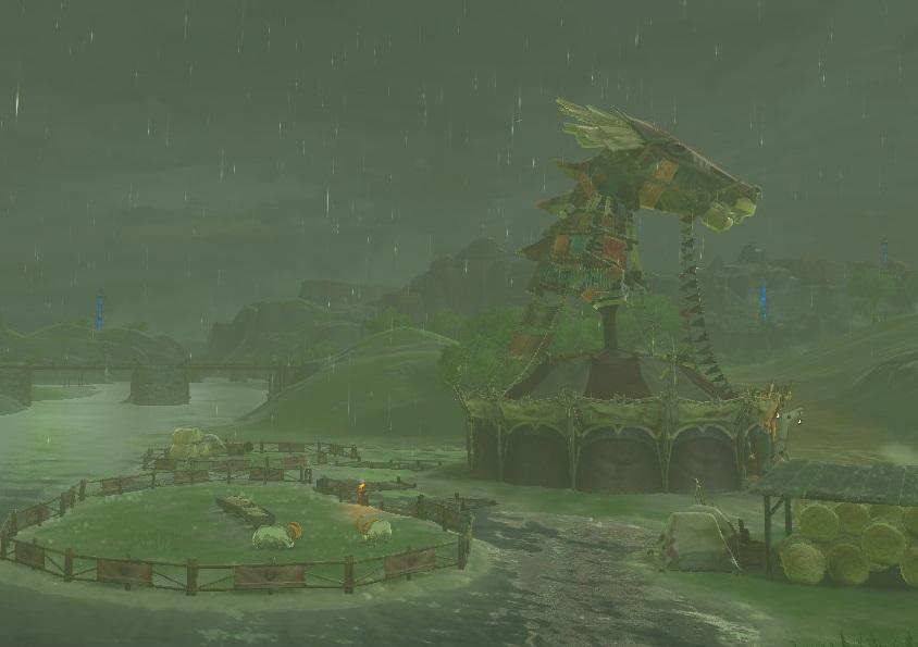 Zelda Botw Alle Schreine Karte.Ställe In Breath Of The Wild Zeldapedia Fandom Powered By Wikia