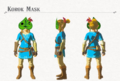 Breath of the Wild DLC Armor Korok Mask (Head Armor).png